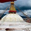 Boudhanath - Full View - Kathmandu