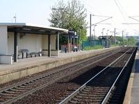 Bouffemont Gare de Bouffemont-Moisselles