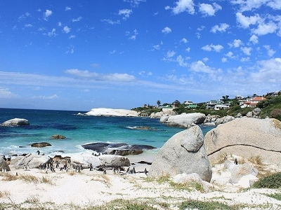 Boulders SA Penguin Beach