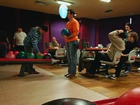 Bowling in Szara Willa