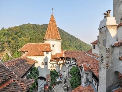Bran Castle - Transylvania - Dracula Legend