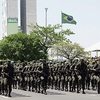 Brazilian Army Parade