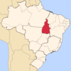 Brazil State Tocantins