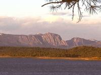 Brazos Mountains