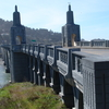 Bridge Over Rogue River In Gold Beach
