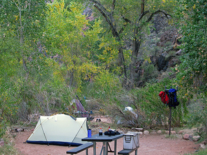 Bright Angel Campground