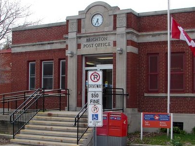 Brighton  Post  Office