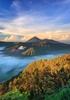Bromo Volcano At Sunrise