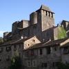 Brousse Le Chateau Town