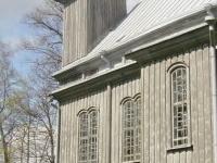 Bērzgale Wooden Church
