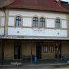 Bátaszék Railway Station, Hungary
