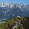 Buchensteinwand Scenic Trail Tyrol Austria