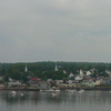 Bucksport From Fort Knox