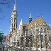 Buda Castle Matthias Church