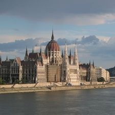 Budapest Parlament Rotated