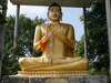 Buddha At Phnom Sampeau Mountain