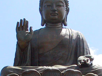 Tian Tan Buddha of Po Lin