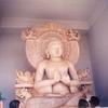 Buddha Statue At Dhauligiri