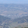 Buellton As Seen From Near Gaviota Peak In The Santa Ynez Mount