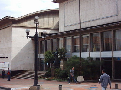 Luis Angel Arango Library