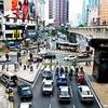 Bukit Bintang Street View In Kuala Lumpur