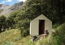 Bull Paddock Creek Hut