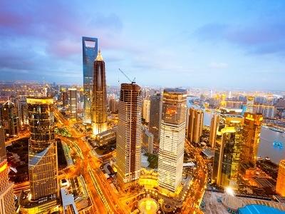 Bund - Pudong - Shanghai