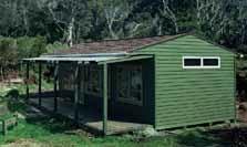 Bungaree Hut