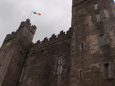 Bunratty Castle Closeup