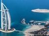 Burj Al Arab & Jumeirah Beach - Dubai