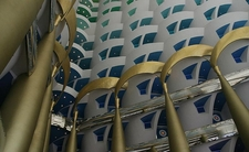 Atrium In The Burj Al Arab