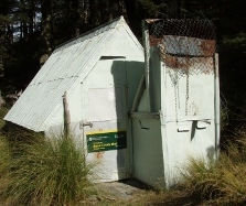 Burn Creek Hut