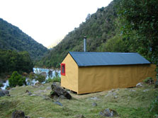 Butler Junction Hut