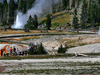Butterfly Spring - Upper Geyser Basin - Yellowstone - USA