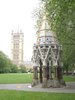 Buxton Memorial Fountain
