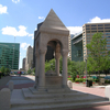 Bagley Memorial Fountain