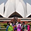Bahai House Of Worship Delhi