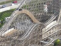 Balder Roller Coaster