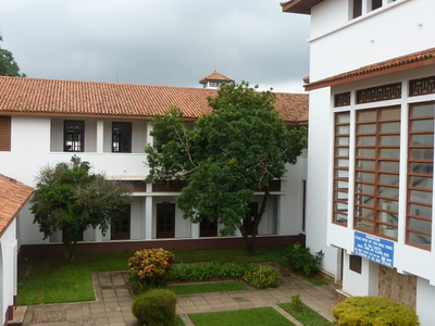 Balme Library At The University Of Ghana