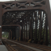 Bampo Railroad Bridge