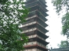 The Tang Dynasty Pagoda