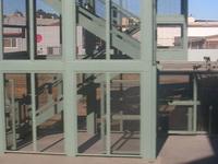 Bayshore Caltrain Station