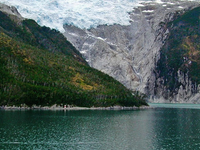 Romanche Glacier