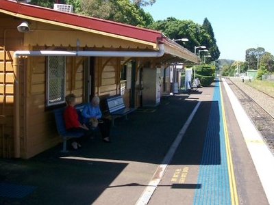 Berry Train Station