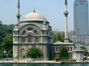 Dolmabahçe Mosque