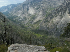 View From Overlook Trail