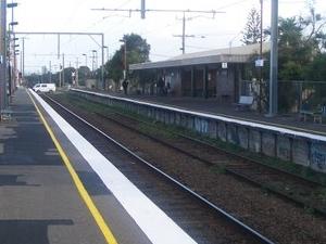 Bonbeach Railway Station