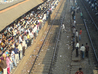 Borivali Railway Station