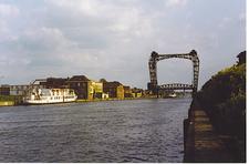 The Canal At Willebroek Bridge