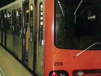 Rogier Metro Station
